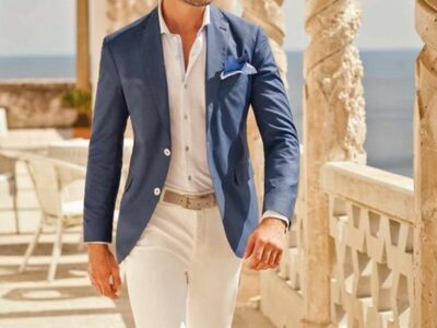 Elegant Wedding Menswear